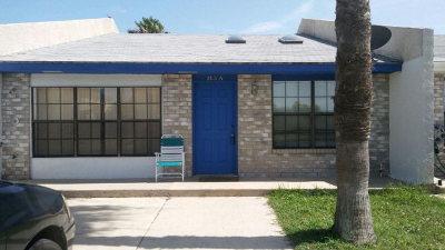 South Padre Island Condo/Townhouse For Sale: 113a E Bahama St.