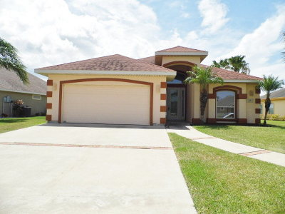 Laguna Vista Single Family Home For Sale: 18 Cypress Point