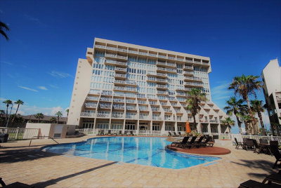 South Padre Island Condo/Townhouse For Sale: 6300 Padre Blvd. #1001&amp