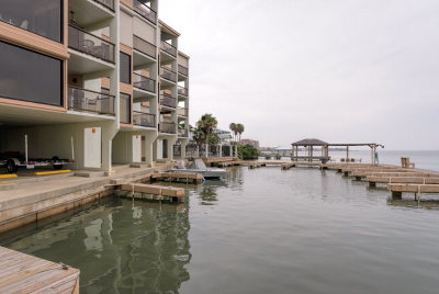 South Padre Island Condo/Townhouse For Sale: 220 W Cora Lee Dr. #108