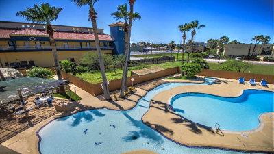 South Padre Island Condo/Townhouse For Sale: 108 Coronado Dr. #307