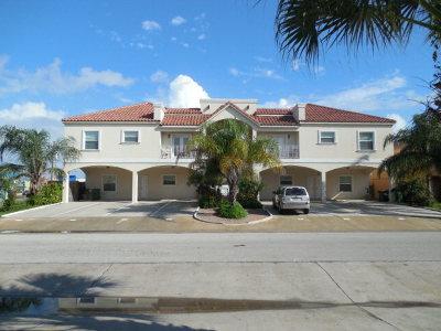 South Padre Island Condo/Townhouse For Sale: 102 E Gardenia St. #8