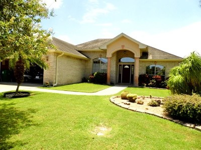 Laguna Vista TX Single Family Home For Sale: $189,500