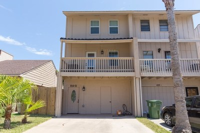 South Padre Island TX Single Family Home For Sale: $318,000
