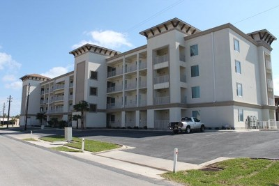 South Padre Island Rental For Rent: 5909 W Padre Blvd. #208