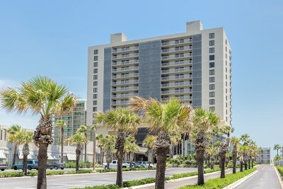 South Padre Island Condo/Townhouse For Sale: 708 Padre Blvd. #1602