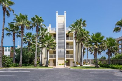 South Padre Island Condo/Townhouse For Sale: 2300 Gulf Blvd. #102