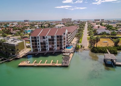 South Padre Island TX Condo/Townhouse For Sale: $319,000