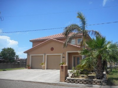 Port Isabel Single Family Home For Sale: 1102 Pompano Ave.
