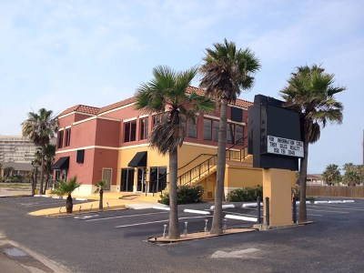 South Padre Island Commercial For Sale: 5908 Padre Blvd.