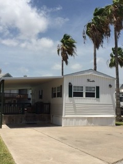 Port Isabel Single Family Home For Sale: 799 E Oyster Dr.