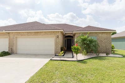 Laguna Vista TX Condo/Townhouse For Sale: $149,900
