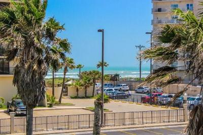 South Padre Island Condo/Townhouse For Sale: 110 E Pompano Ave. #310 &amp
