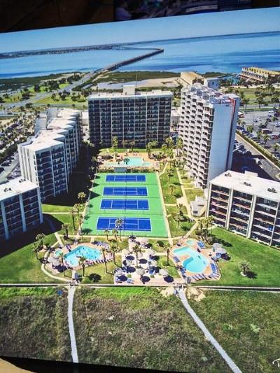 South Padre Island Condo/Townhouse For Sale: 404 Padre Blvd. #3602