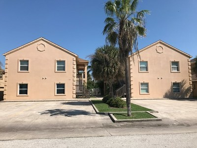 South Padre Island Condo/Townhouse For Sale: 120 E Campeche St. #1