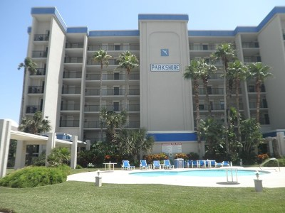 South Padre Island Condo/Townhouse For Sale: 7000 Gulf Blvd. #803