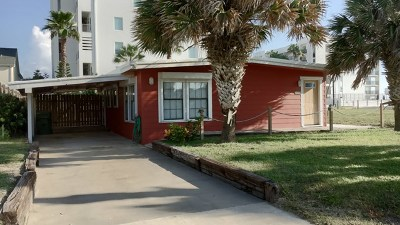 South Padre Island TX Single Family Home For Sale: $239,000