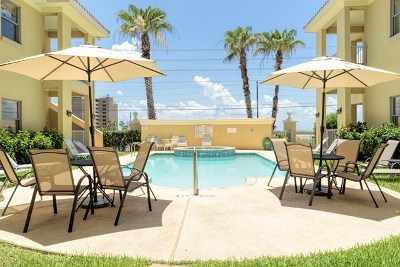 South Padre Island Condo/Townhouse For Sale: 6410 Padre Blvd. #102