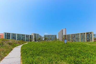 South Padre Island Condo/Townhouse For Sale: 402 Padre Blvd. #103