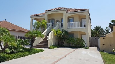 South Padre Island Condo/Townhouse For Sale: 129 E Bahama St. #3