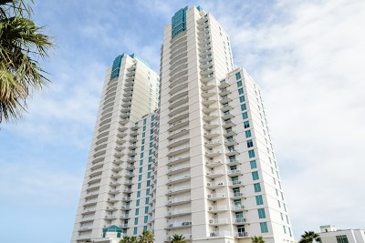 South Padre Island Condo/Townhouse For Sale: 310a Padre Blvd. #1007
