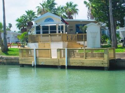 Port Isabel Single Family Home For Sale: 339 Sand Dollar Dr #339