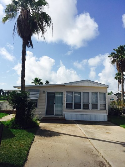 Port Isabel Single Family Home For Sale: 13 Conch Dr.