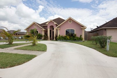 Brownsville Single Family Home For Sale: 4142 Yoli Ln.