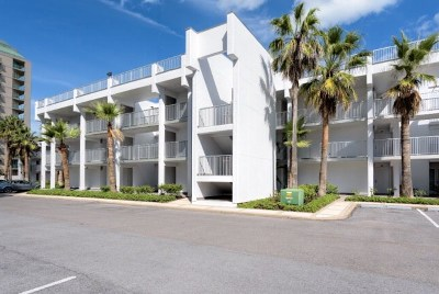South Padre Island Condo/Townhouse For Sale: 550 Padre Blvd. #207