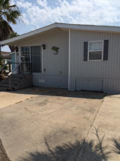 Port Isabel Single Family Home For Sale: 79 Abalone Circle