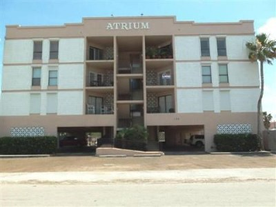 South Padre Island Condo/Townhouse For Sale: 109 W Tarpon Street #306