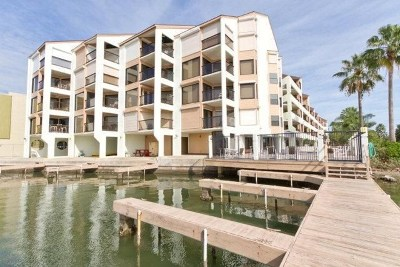 South Padre Island Condo/Townhouse For Sale: 220 W Cora Lee Dr. #307