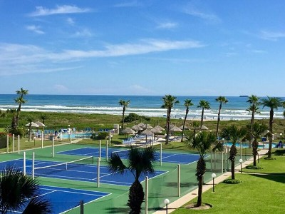 South Padre Island Condo/Townhouse For Sale: 406 Padre Blvd. #405