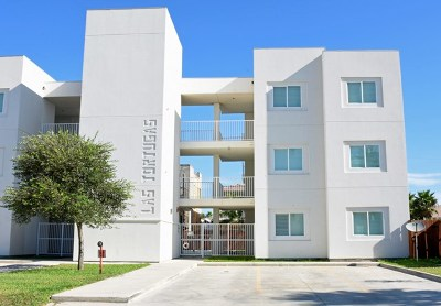 South Padre Island Condo/Townhouse For Sale: 126 E Atol St. #5