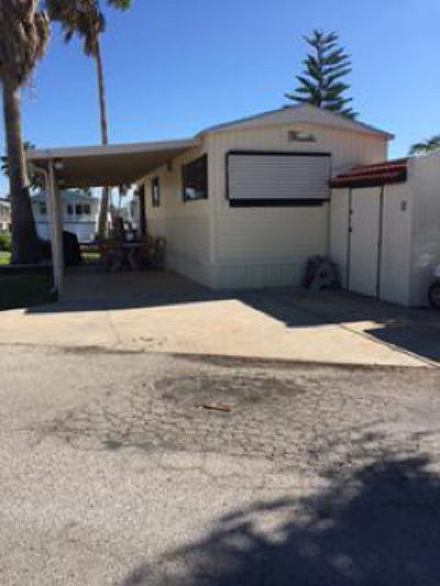 Port Isabel Single Family Home For Sale: 296 Sundial Circle