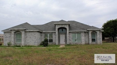 Brownsville Single Family Home For Sale: 7701 Old Military Rd.