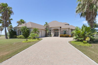 Laguna Vista TX Single Family Home For Sale: $479,900