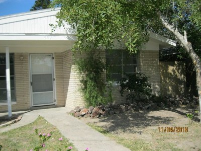 Port Isabel Single Family Home For Sale: 302 W Monroe