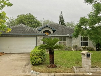 Harlingen Single Family Home For Sale: 3716 Sun Chase St.