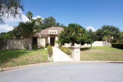 McAllen Single Family Home For Sale: 1005 E Ithaca Ave.