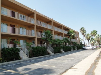 South Padre Island Condo/Townhouse For Sale: 115 E Amberjack #313