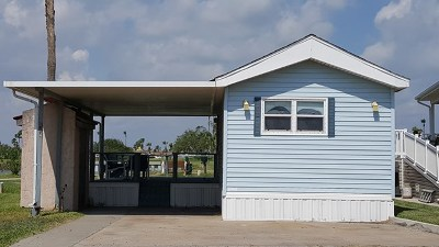 Port Isabel Single Family Home For Sale: 584 Star Fish