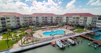 Port Isabel TX Condo/Townhouse For Sale: $279,000