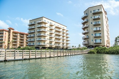South Padre Island TX Condo/Townhouse For Sale: $549,000