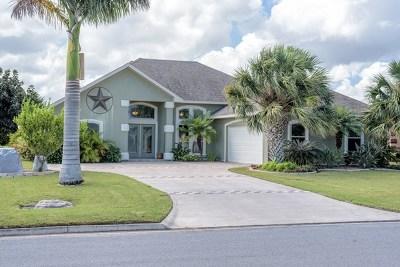 Laguna Vista TX Single Family Home For Sale: $259,000