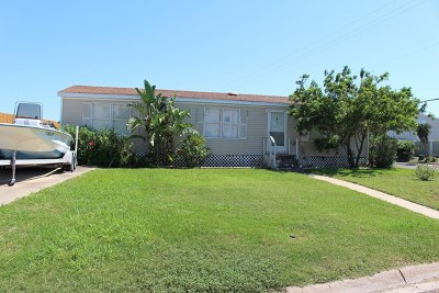 Port Isabel Single Family Home For Sale: 1209 Trout Ave.