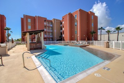South Padre Island Condo/Townhouse For Sale: 150 Padre Blvd. #C306