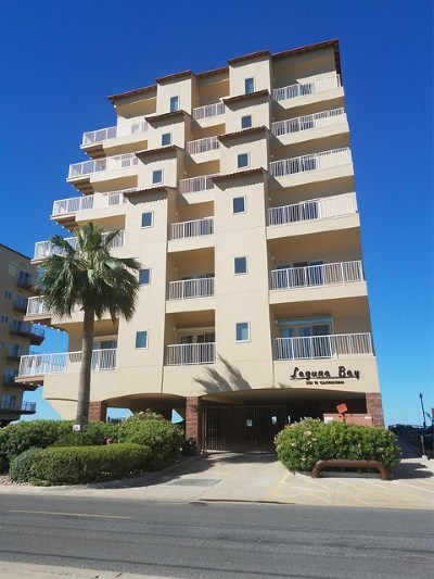 South Padre Island Rental For Rent: 201 W Capricorn Dr. #N603