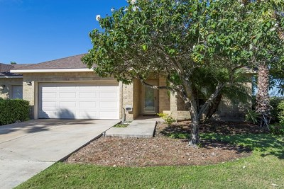 Laguna Vista TX Single Family Home For Sale: $154,900