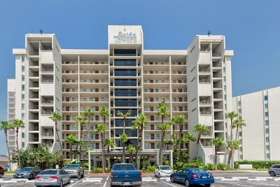 South Padre Island Condo/Townhouse For Sale: 404 Padre Blvd. #404